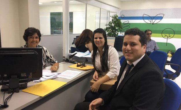 Prefeita Aldara busca regularizar os débitos de Jerumenha na Eletrobras