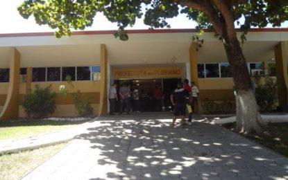 Prefeitura de Floriano prorroga prazo para recadastramento de notas fiscais eletrônicas