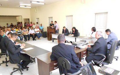 Valterlin Pereira é eleito presidente da Câmara de Marcos Parente
