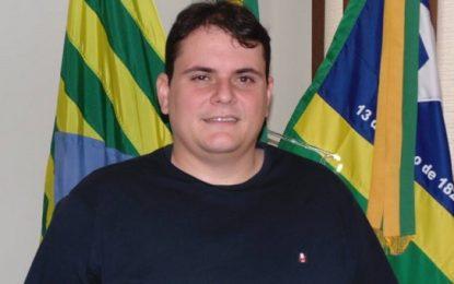 Secretário de Saúde Eduardo Rocha divulga Nota de Pesar pela morte do Dr. Tiago Policarpo.