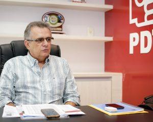 Presidente do PDT critica partidos que querem espaço na chapa de Wellington