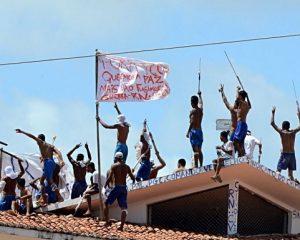 """PCC exige retirada de facção rival de Alcaçuz: """"guerra às ruas"""""""