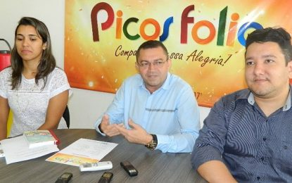 Prefeitura divulga programação do Carnaval de Picos 2017
