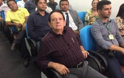 Prefeito de Uruçuí representara APPM na micro região de Alto Parnaíba