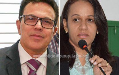 Zé Santana e vereadora Alaiane solicitam Centro de Hemodiálise para Uruçuí