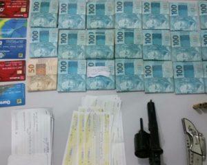 Empresário é preso suspeito de praticar agiotagem no Piauí