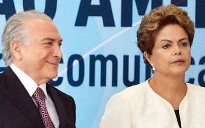 Relator indica argumentos para cassar a chapa Dilma-Temer