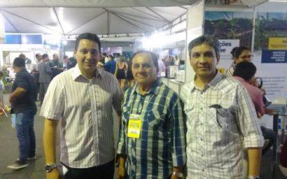 Prefeito Pedro Nunes participa do Congresso das Cidades em Teresina