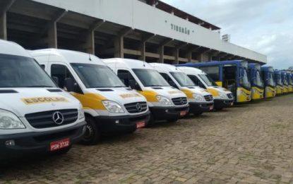 Transporte escolar de Floriano será retomado nesta quinta-feira, 23