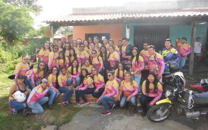 V Trilha da Calcinha em Guadalupe é marcada por coragem e alegria das mulheres