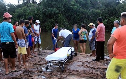 Jovem sai para banhar em riacho e morre afogado em Piracuruca