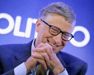 Bill Gates é o homem mais rico pelo 4º ano