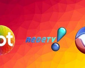Sem acordo, Record, SBT e RedeTV! anunciam saída da TV paga