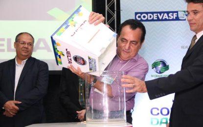 Prefeitura de Belém do Piauí ganha Fiat Toro em sorteio no Congresso das Cidades
