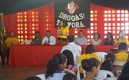 Prefeitura de Marcos Parente realiza o IV Fórum Municipal de Combate às Drogas