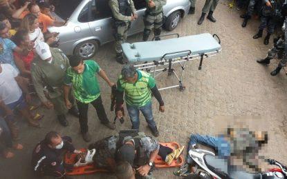 Tentativa de assalto termina com um suspeito morto em Picos