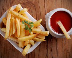 Pesquisa diz que batata frita pode duplicar risco de morte