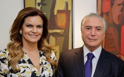 Às vésperas de votação, Temer libera 10 milhões para Iracema Portela