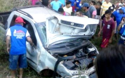 Motorista perde controle de veículo e passageira morre no interior do Piauí