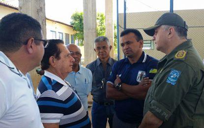Secretário de Segurança lança em Uruçuí Projeto Cidadão Mirim