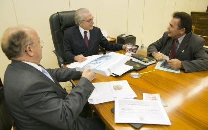 Bancada vai se reunir para discutir cargos no governo Michel Temer, diz Júlio César