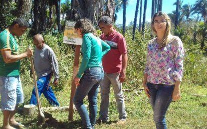 SEMMA de Landri Sales realizou Dia de Campo no assentamento Veredas II