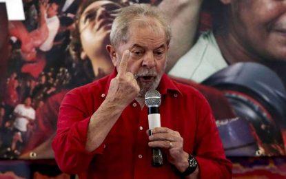 Lula diz que Doria não é nada e que Bolsonaro não tem chance