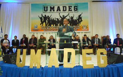 Igreja Assembleia de Deus inicia o 5º Congresso da UMADEG em Guadalupe