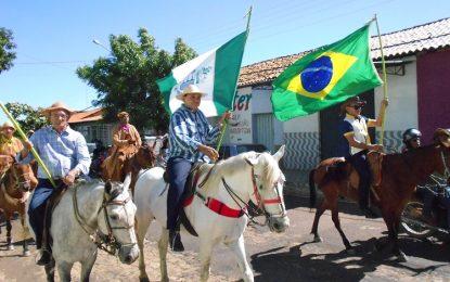 Tradição e Fé marcaram Cavalgada e Missa do Vaqueiro em Marcos Parente