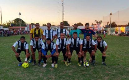 Gontijo FC de Guadalupe é vice-campeão de futebol society em Sucupira do Norte