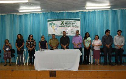 Aberta a X Conferência Municipal de Assistência Social em Floriano