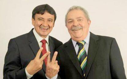 Lula cita Wellington Dias como sendo uma das opções para 2018
