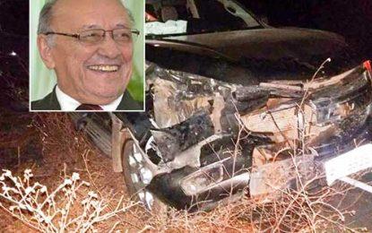 Carro com Pastor Nestor Mesquita sofre grave acidente no sul do Piauí
