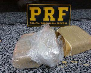Homem é preso com drogas em ônibus da Guanabara em Floriano