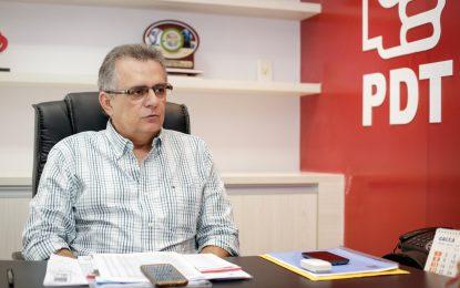 Flávio Nogueira garante que o PDT terá candidato ao Senado em 2018