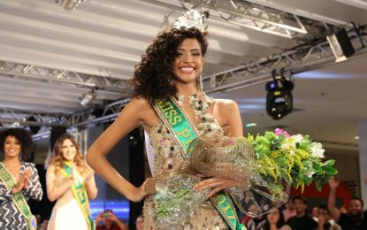 Monalysa Alcântara é eleita Miss Piauí 2017 Be Emotion