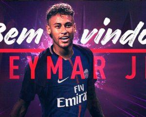 PSG anuncia a contratação de Neymar e jogador divulga vídeo