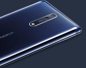 Celular Nokia 8 é anunciado oficialmente