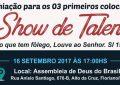Assembleia de Deus realiza 1º Show de Talentos de Floriano