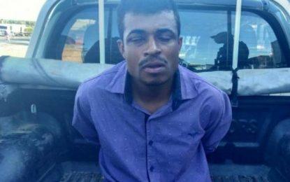 Após roubar carro em Bertolínia, suspeito é preso pela Força Tática em Floriano