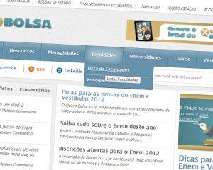 Site oferece 8 mil bolsas de estudos para faculdades do Piauí