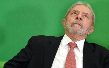 Delegado da PF não descarta prisão de Lula