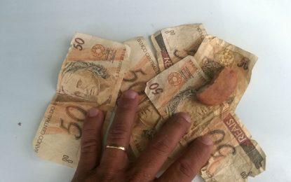 Homem é preso em Patos do Piauí com seis cédulas de R$ 50 falsas