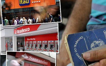 Bancos se preparam para quebradeira geral
