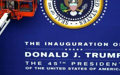 Veja a programação da cerimônia de posse de Donald Trump