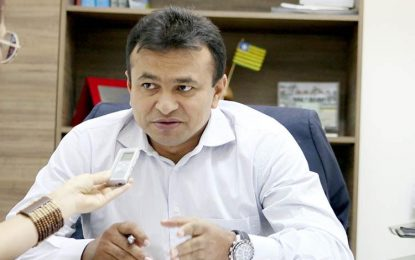 Secretário Fábio Abreu destinou só 10% das emendas para a Segurança