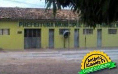 Antônio Almeida vai licitar quase 300 mil para aquisição de piscina e passagens