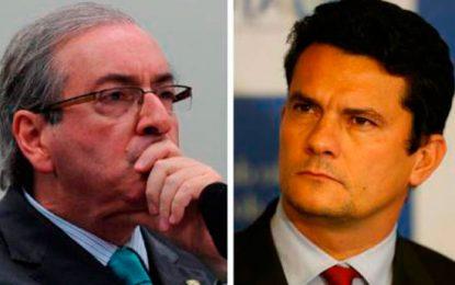 Sergio Moro condena Eduardo Cunha a 15 anos de prisão