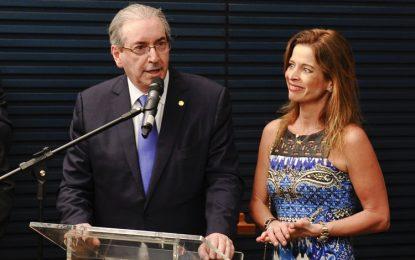 Ministério Público pede prisão para mulher de Eduardo Cunha