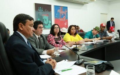 Governo do Piaui atende reivindicações do MST